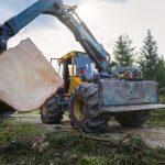 Baumpflege Buffler Holzrücken
